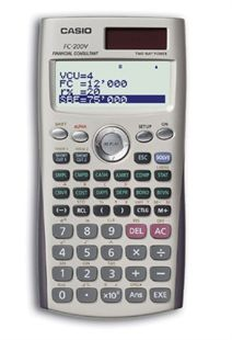 Picture of CASIO FC-200V