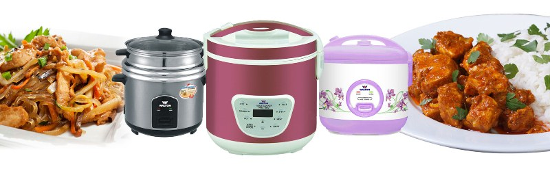 Picture for category Electric Rice Cooker