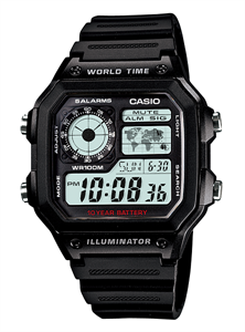 Picture of Casio-AE-1200WH-1AVDF
