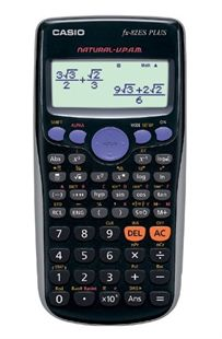 Picture of Casio Fx-82es Plus Bk