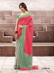 Picture of Art silk  Saree-20014