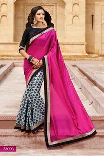 Picture of Art silk Saree-32003