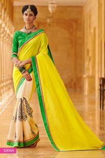 Picture of Art silk Saree-32004