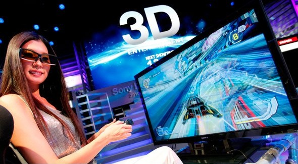 Picture for category 3D TV