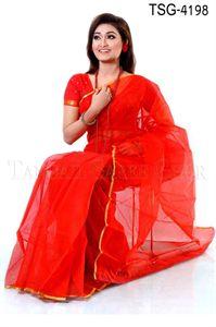 Tangail Saree TSG-4198