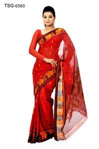 Picture of  Tangail Saree TSG-6360