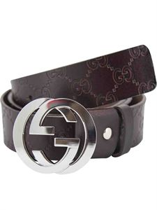 Picture of Gucci Leather Formal Belt B1552