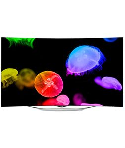 Picture of LG 55 INCH EC 930T Curved Screen 3D TV