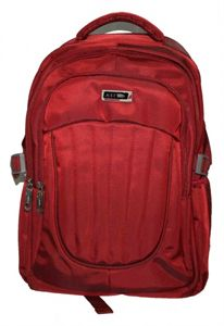 Picture of MAX SCHOOL BAG M-1114 Red