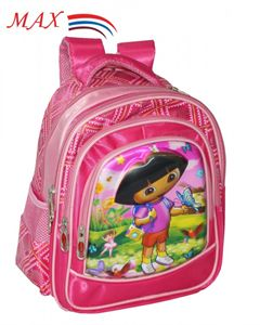 Picture of MAX SCHOOL BAG M-2056 PINK