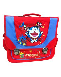 Picture of MAX SCHOOL BAG M-2080 RED