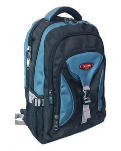 Picture of MAX Backpack M-653 Blue