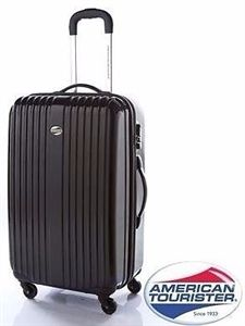 Picture of American Tourister - Elite-Pop Spinner 59cm Black