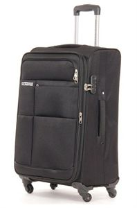 Picture of American Tourister SPEED SPINNER 76CM BLACK