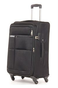 Picture of American Tourister SPEED SPINNER 66CM BLACK