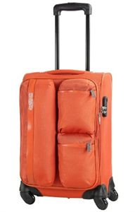 Picture of American Tourister A.T. Cairo Spinner 76cm Harvest Pumpkin