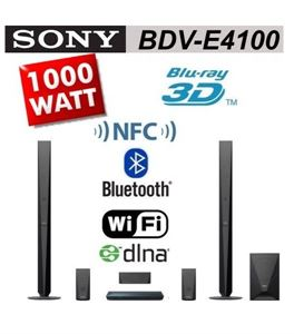 Picture of SONY E4100 1000W 3D BLU-RAY HOME THEATER