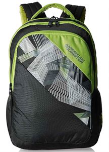 Picture of  American Tourister Black Casual Backpack (69W (0) 09 003)