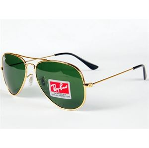 Picture of RayBan Aviator Golden