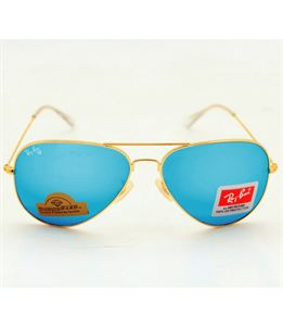 Picture of RayBan Golden Blue