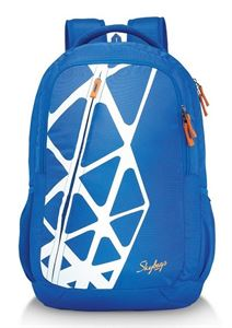Picture of SKYBAGS GEEK 04 LAPTOP BACKPACK BLUE