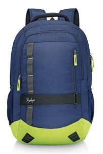 Picture of SKYBAGS GEEK 05 LAPTOP BACKPACK GREEN