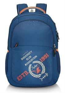 Picture of SKYBAGS GEEK 01 LAPTOP BACKPACK BLUE
