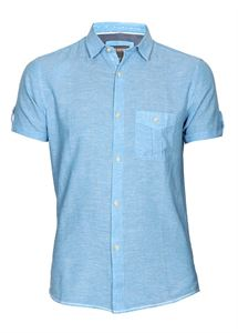 Picture of Le Reve Short Sleeve Casual Shirt - MSCS14183