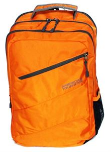 American Tourister Buzz 08 Orange Laptop Bag