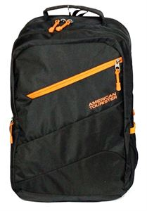 Picture of American Tourister Buzz 08 25 Liters Black Laptop Backpack