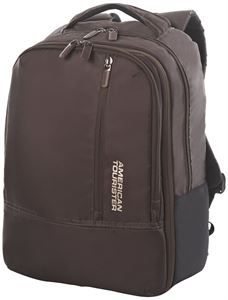 American Tourister Citi-Pro Nylon Dark Brown Laptop Backpack - R50 (0) 13 007