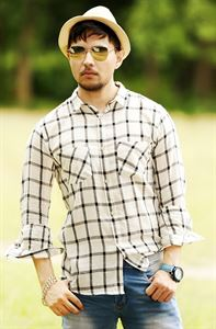 Picture of Le Reve Long Sleeve Casual Shirt - MLCS14320