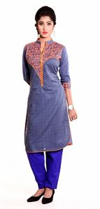 Picture of Le Reve Pattern Tunic - LPT14272