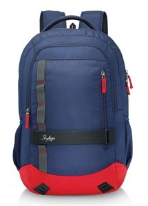 Picture of SKYBAGS GEEK 05 LAPTOP BACKPACK RED