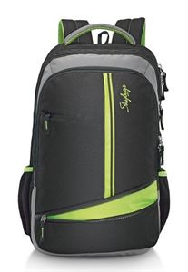 Picture of SKYBAGS GEEK 03 LAPTOP BACKPACK GREEN