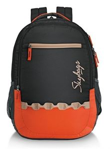 Picture of SKYBAGS PIXEL EXTRA 03 BACKPACK BLACK