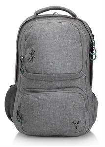Picture of SKYBAGS CREW 4 LAPTOP BACKPACK GREY