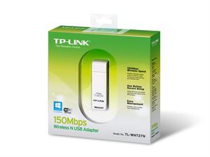 Picture of TP Link 150Mbps Wireless N USB Adapter TL-WN727N