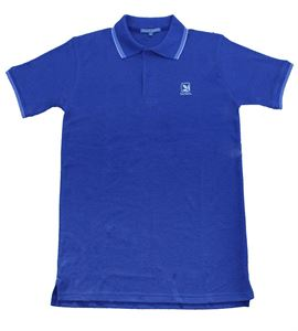 Picture of Woodland Polo WDL0116 Sky Blue