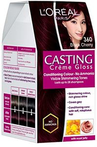 Picture of L'Oreal Paris Casting Creme Gloss Black Cherry 360