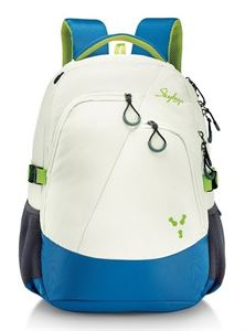 Picture of SKYBAGS CREW 3 LAPTOP BACKPACK WHITE