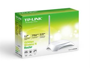 Picture of TP Link 150Mbps Wireless N Router TL-WR720N