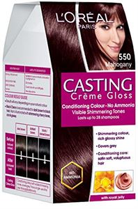 Picture of L'Oreal Paris Casting Creme Gloss Mahogany 550