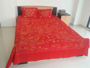 Picture of Nakshi Bed Cover-code:BS-73