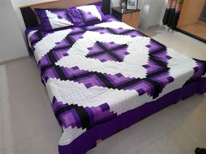 Picture of Shoto-Tali Bed Cover-code BS-66