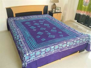 Picture of Blok Batik Bed Cover-code BS-171
