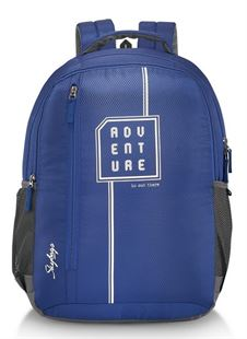 Picture of SKYBAGS PIXEL 01 BACKPACK BLUE