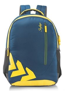 Picture of SKYBAGS PIXEL 02 BACKPACK BLUE
