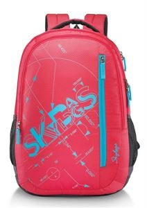 Picture of SKYBAGS PIXEL PLUS 03 BACKPACK RED