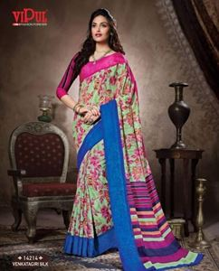Picture of Art silk Saree-14214